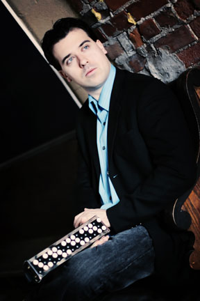 Julien Labro with Accordina (color)